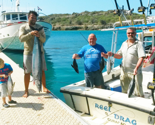 Fish charter curacao for all your deep sea fishing for Deep sea fishing st thomas