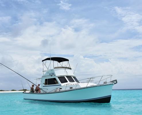 plan b fishingboat